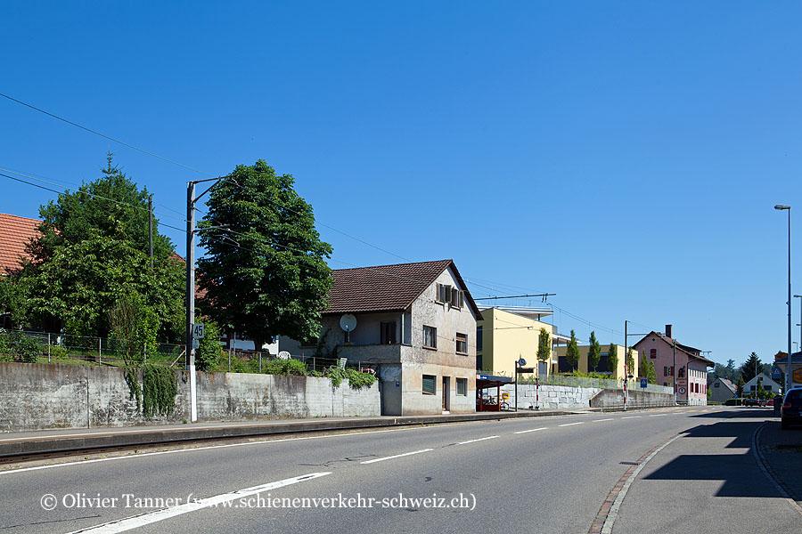 """Bahnhof """"Unterentfelden Oberdorf"""""""