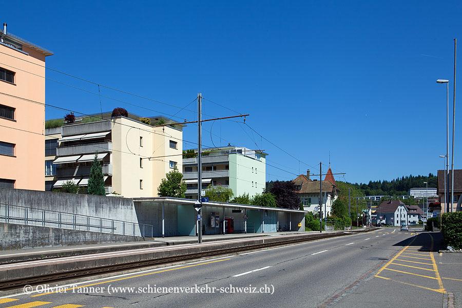 """Bahnhof """"Unterentfelden Post"""""""