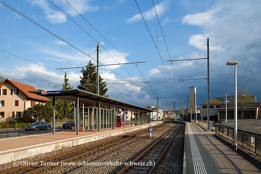 """Bahnhof """"Unterkulm Nord"""""""