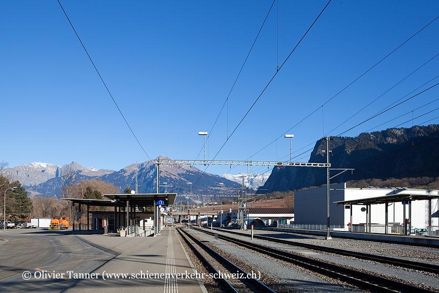 """Bahnhof """"Untervaz-Trimmis"""""""