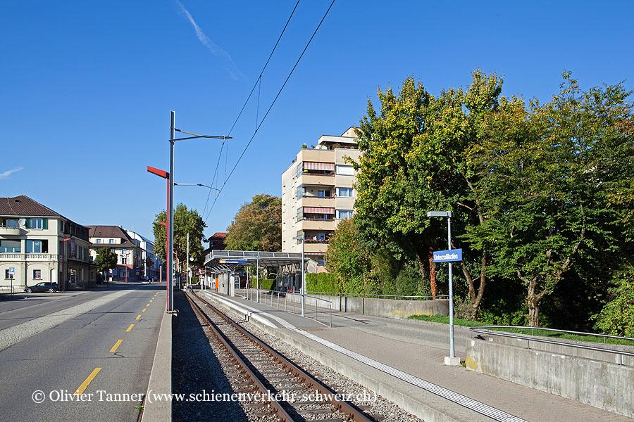 """Bahnhof """"Unterzollikofen"""""""