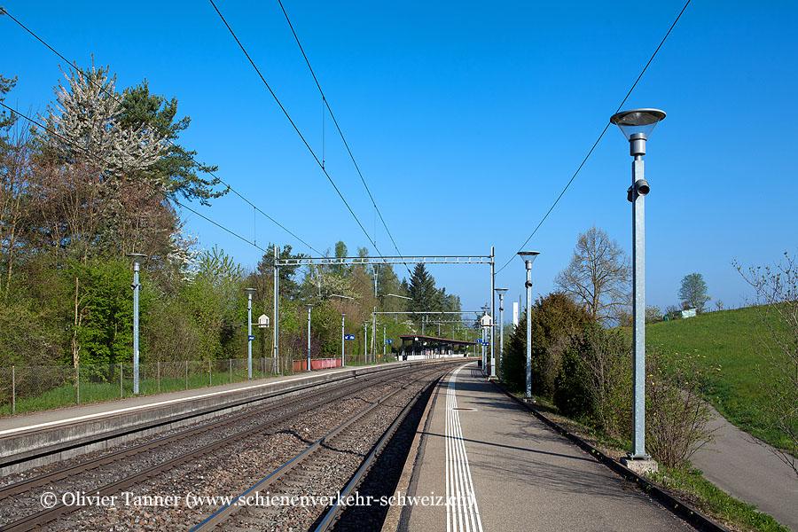 """Bahnhof """"Urdorf Weihermatt"""""""