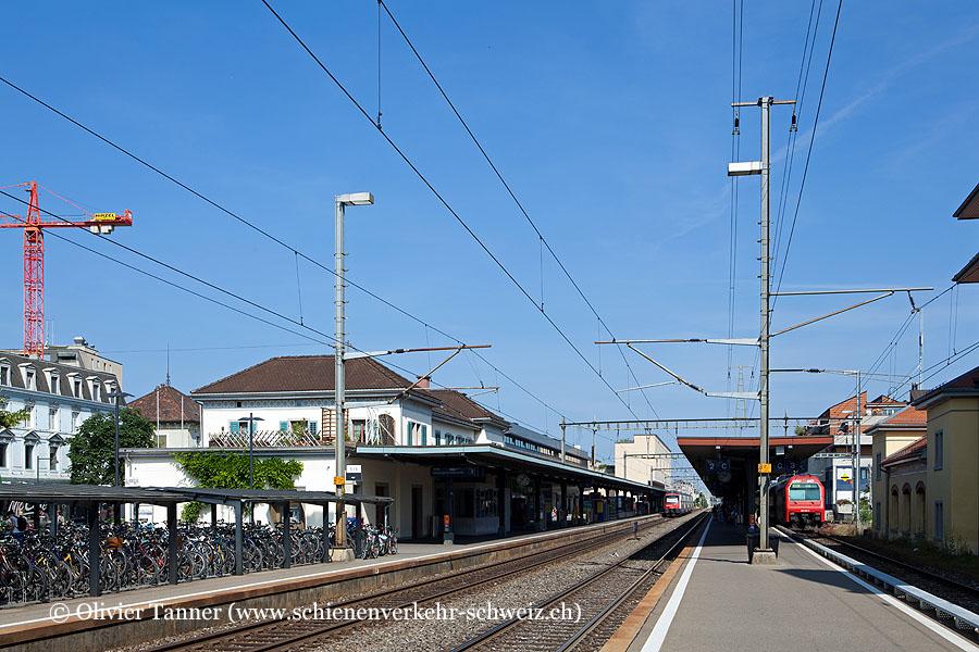 """Bahnhof """"Uster"""""""