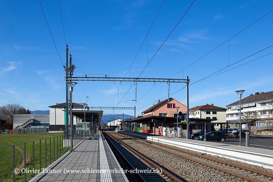 "Bahnhof ""Utzenstorf"""