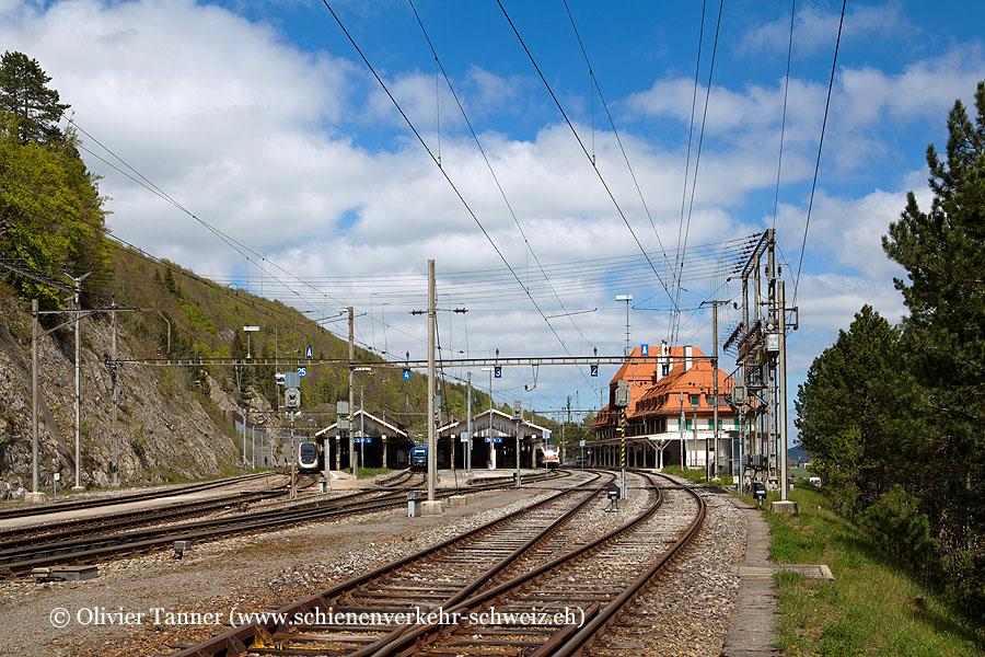 "Bahnhof ""Vallorbe"""