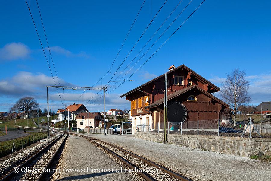 "Bahnhof ""Vaulruz-Sud"""