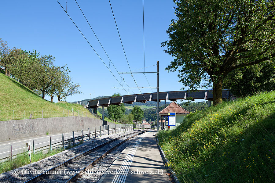 """Bahnhof """"Vechigen"""""""
