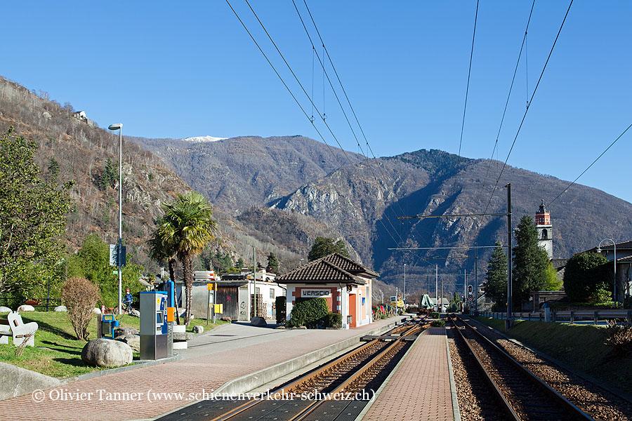 "Bahnhof ""Verscio"""