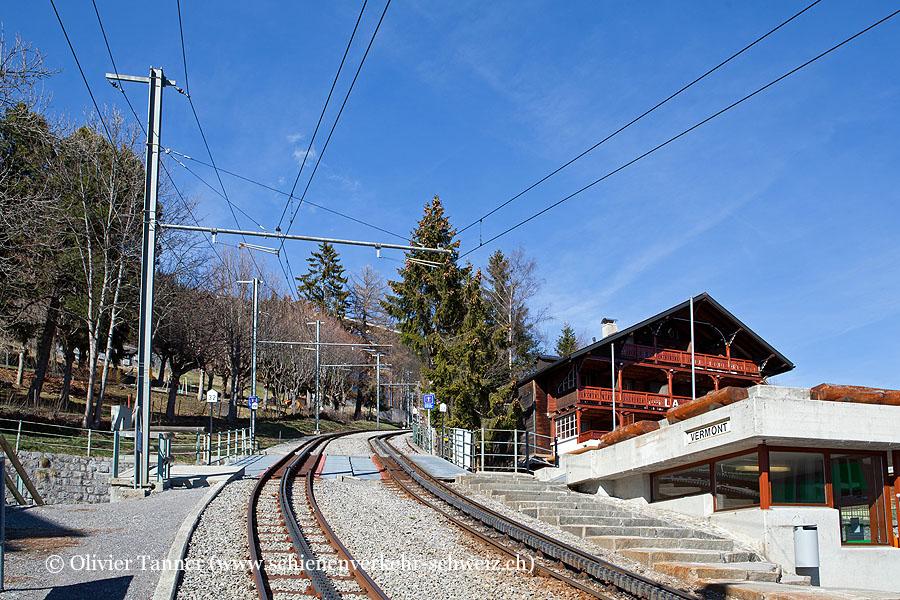 "Bahnhof ""Versmont"""