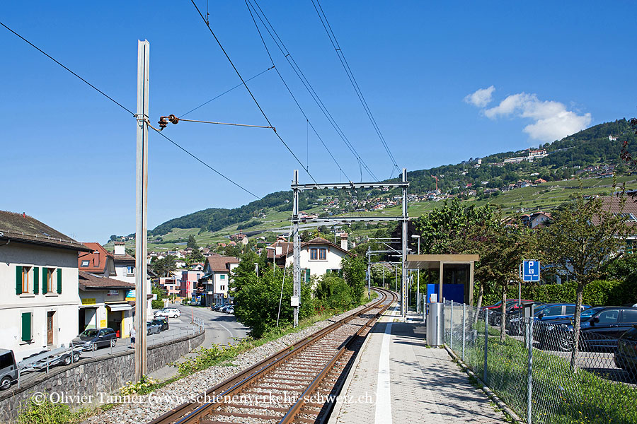 "Bahnhof ""Vevey-Funi"""