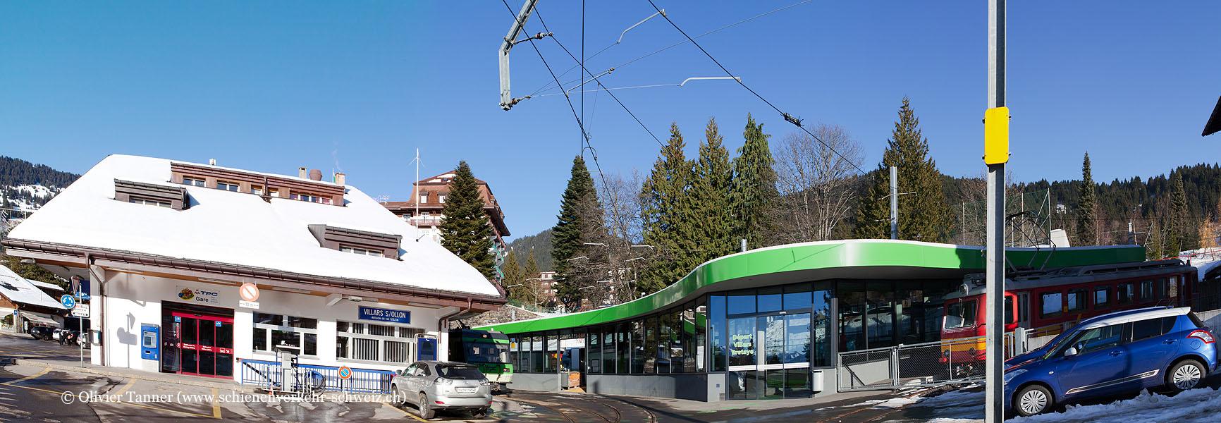 """Bahnhof """"Villars-sur-Ollon"""""""