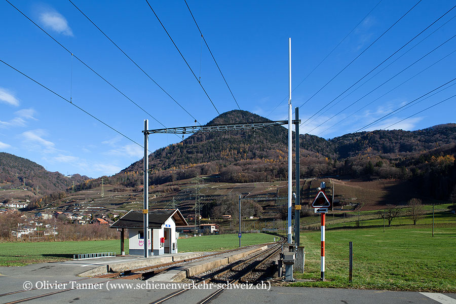 "Bahnhof ""Villy"""