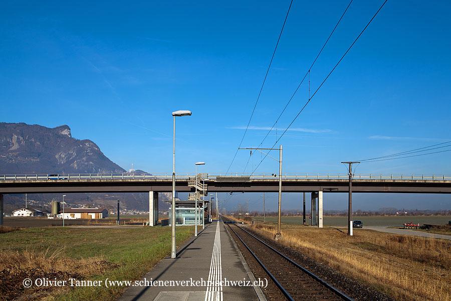 """Bahnhof """"Vionnaz"""""""