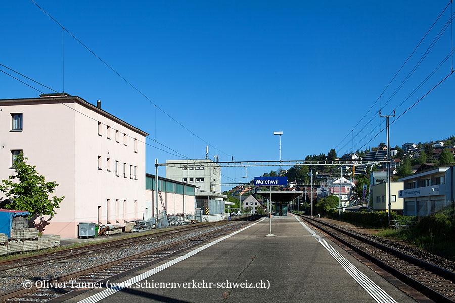 """Bahnhof """"Walchwil"""""""