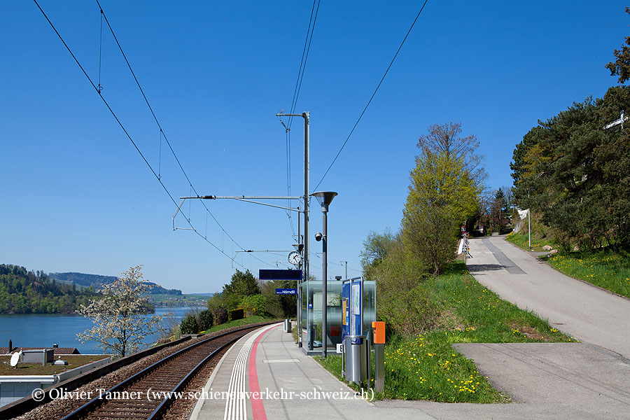 """Bahnhof """"Walchwil Hörndli"""""""