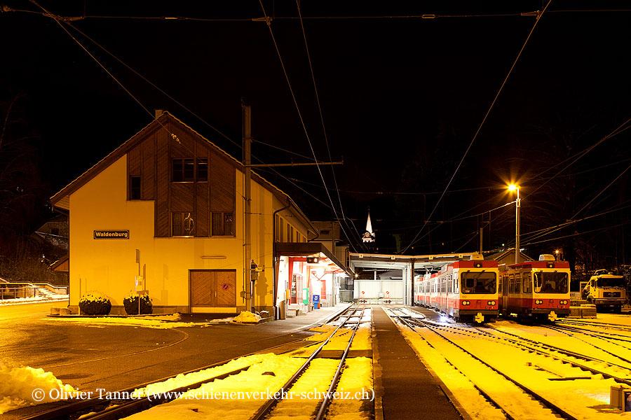 "Bahnhof ""Waldenburg"""
