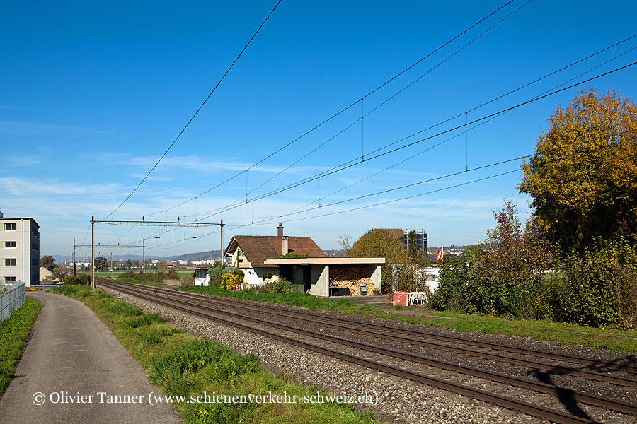 """Bahnhof """"Waltenschwil"""""""