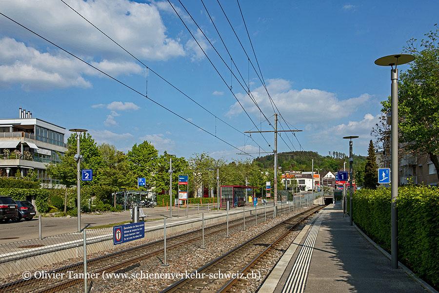 """Bahnhof """"Waltikon"""""""