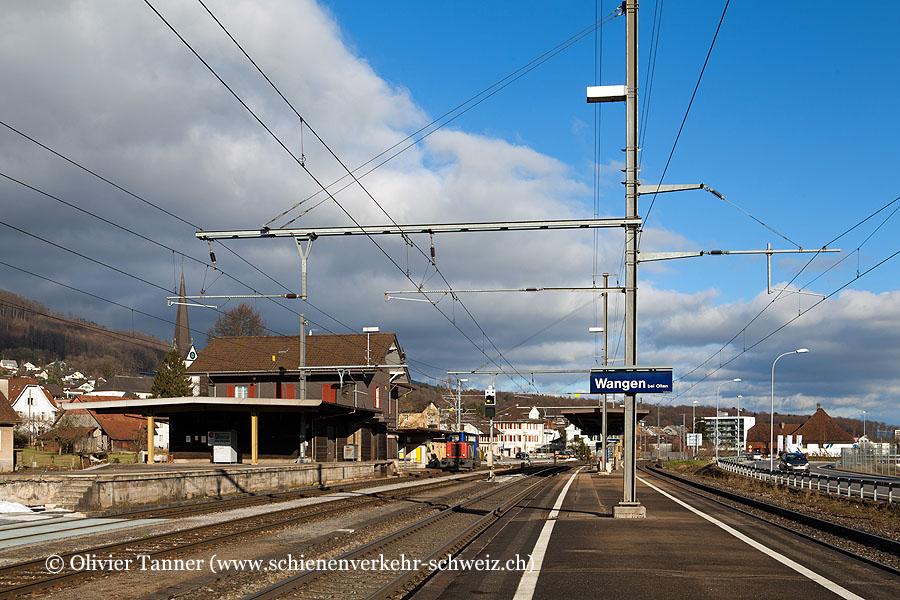 """Bahnhof """"Wangen bei Olten"""""""