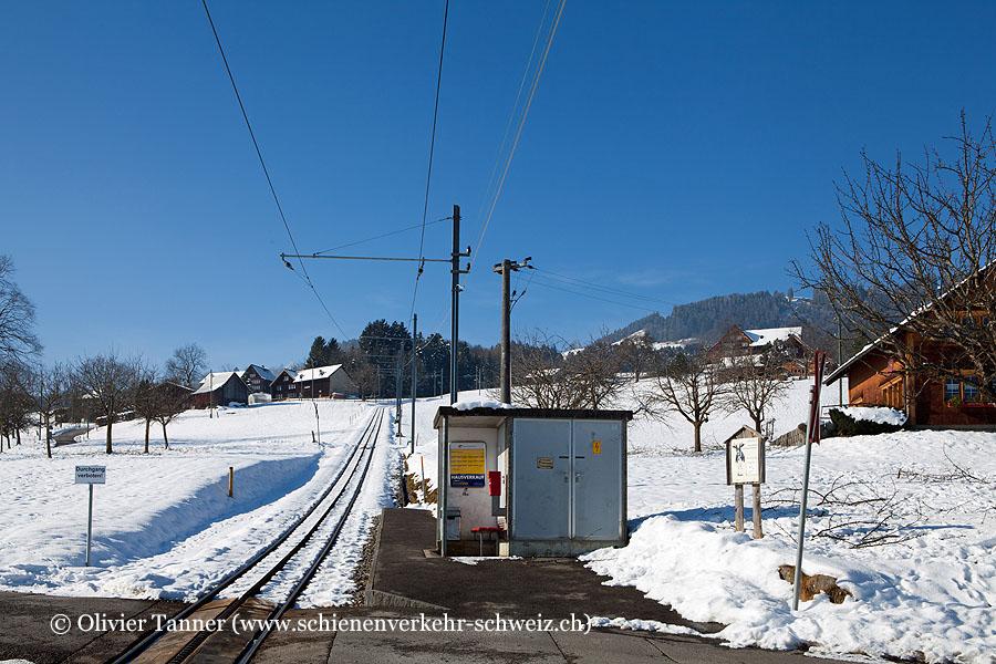 "Bahnhof ""Warmesberg"""