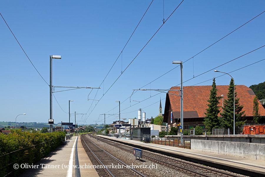 "Bahnhof ""Wauwil"""