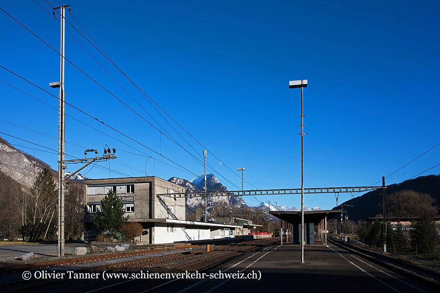 """Bahnhof """"Weesen"""""""