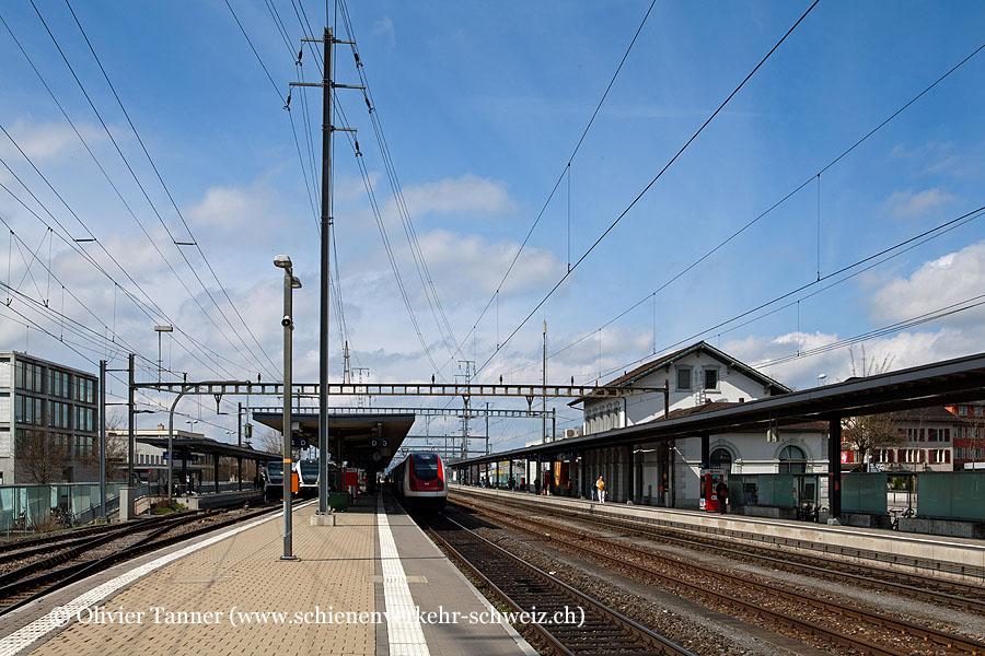 "Bahnhof ""Weinfelden"""