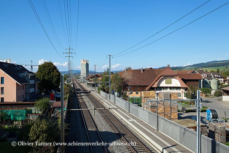 """Bahnhof """"Wichtrach"""""""