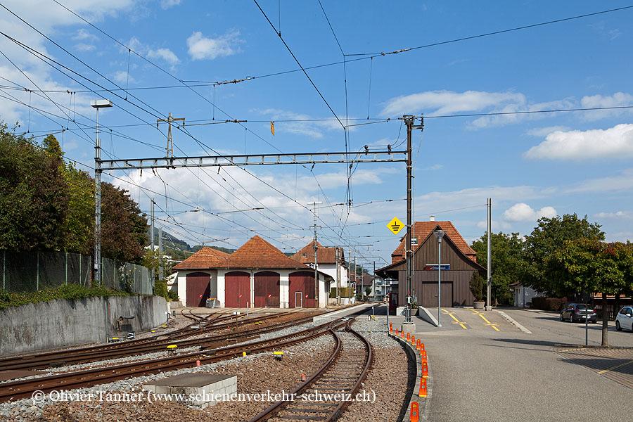 "Bahnhof ""Wiedlisbach"""