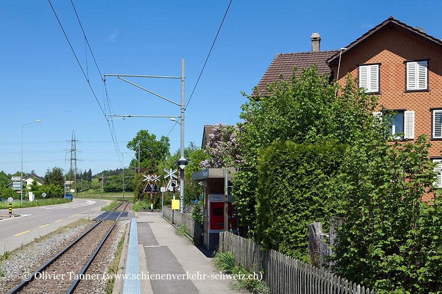 """Bahnhof """"Wiesengrund"""""""