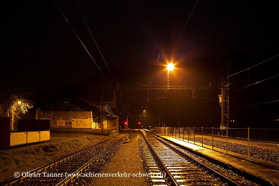 """Bahnhof """"Wiggen"""""""