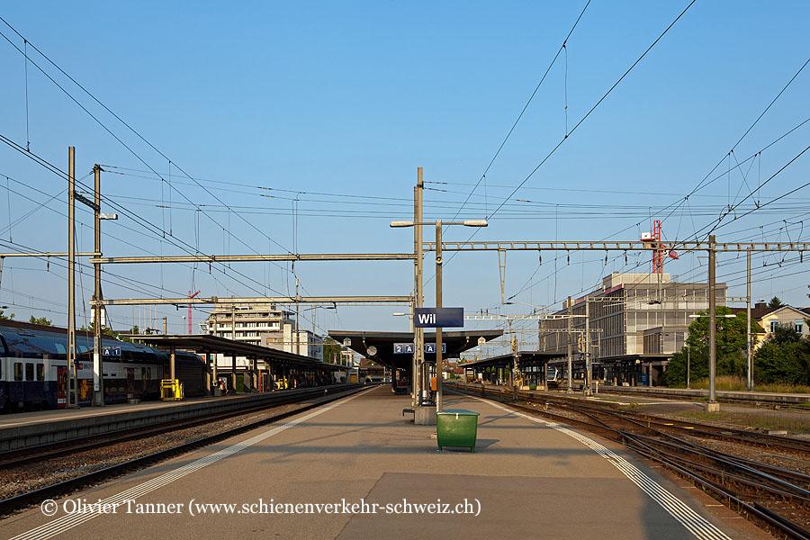 "Bahnhof ""Wil"""