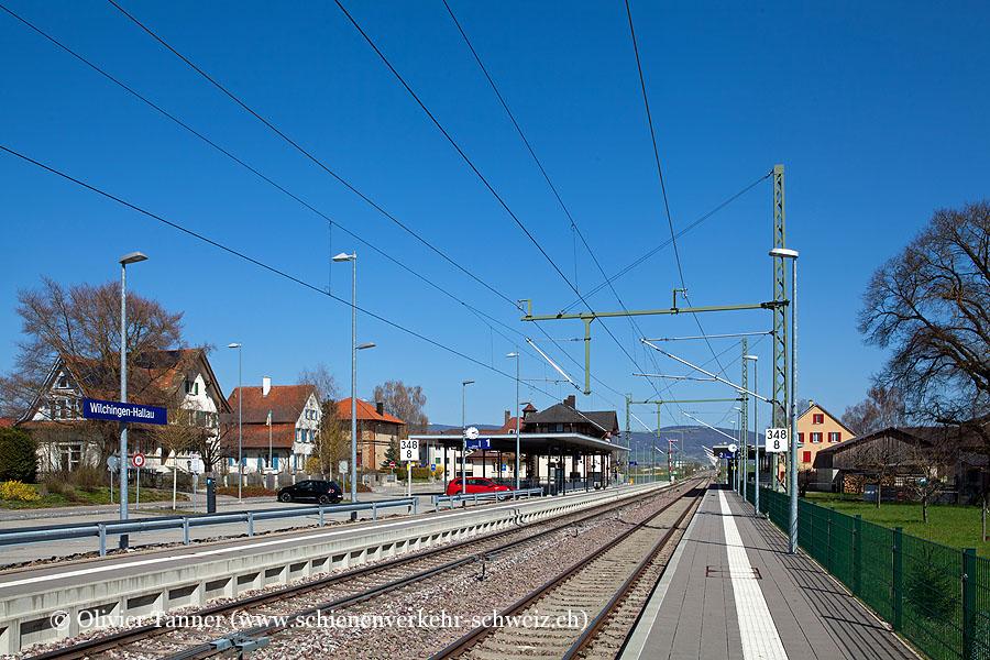 """Bahnhof """"Wilchingen-Hallau"""""""