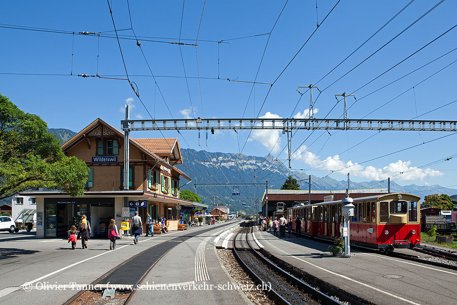 "Bahnhof ""Wilderswil"""