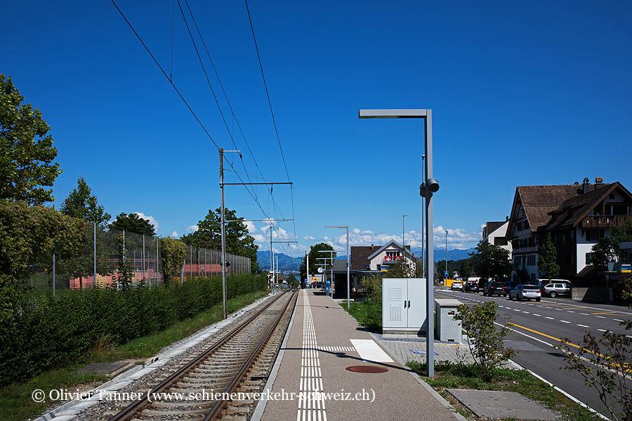"""Bahnhof """"Wilen bei Wollerau"""""""