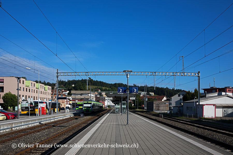 """Bahnhof """"Willisau"""""""