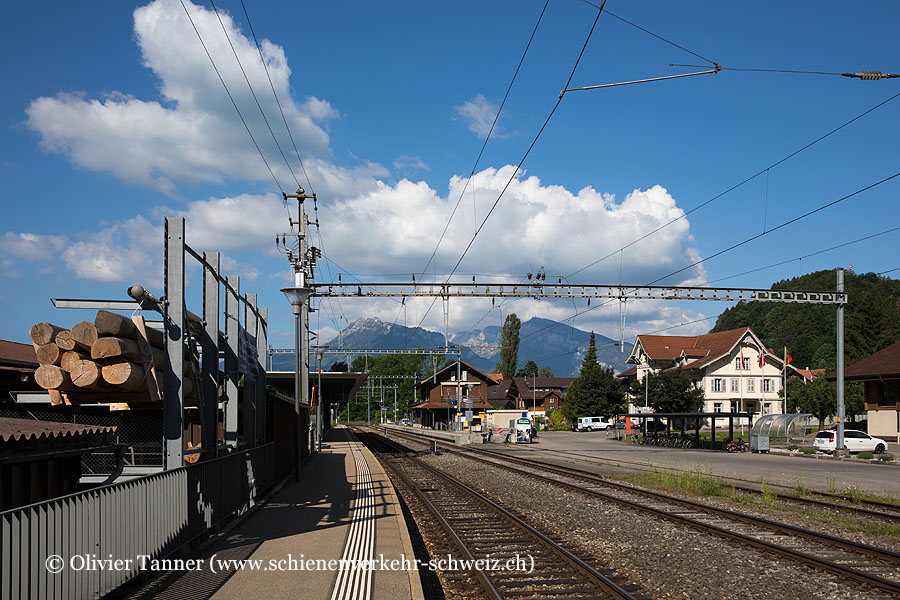 "Bahnhof ""Wimmis"""