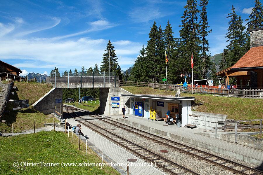 """Bahnhof """"Winteregg"""""""