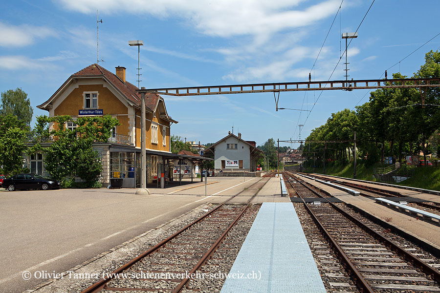 "Bahnhof ""Winterthur Töss"""