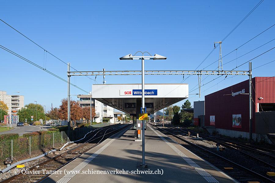 "Bahnhof ""Wittenbach"""