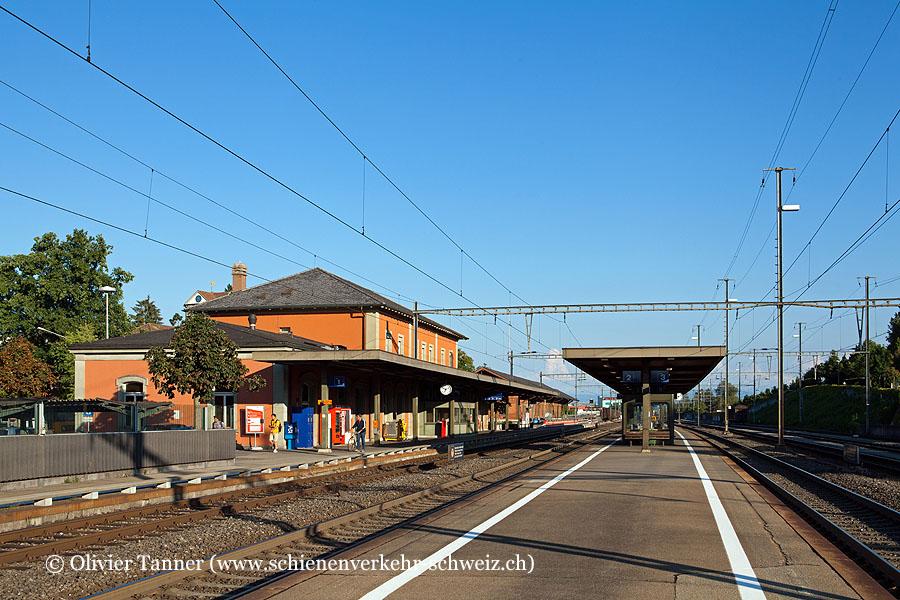 """Bahnhof """"Wohlen"""""""