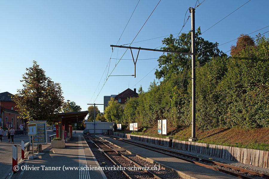 "Bahnhof ""Wohlen BDWM"""