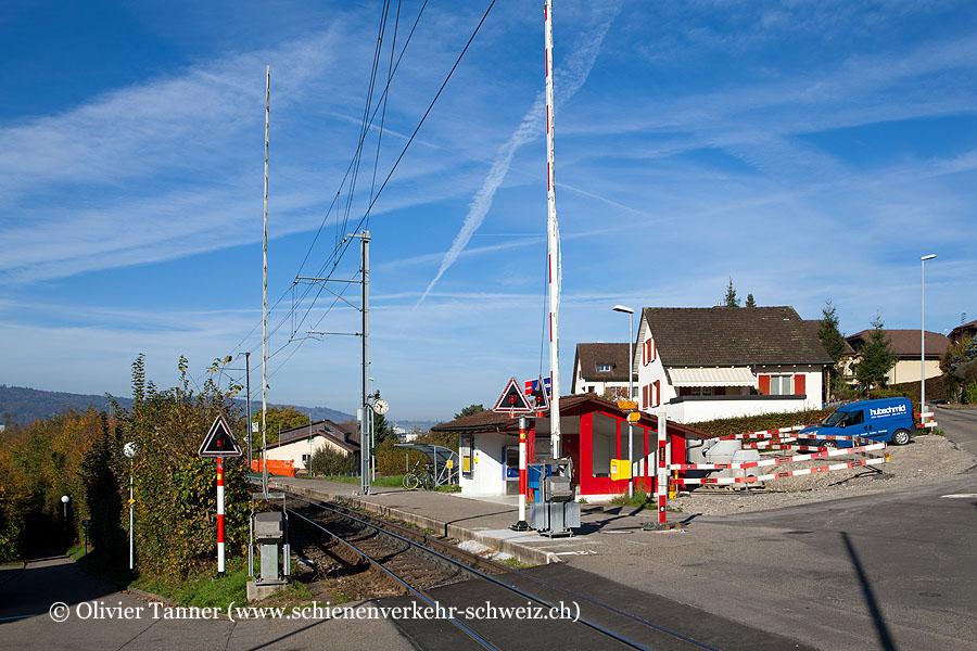 """Bahnhof """"Wohlen Oberdorf"""""""
