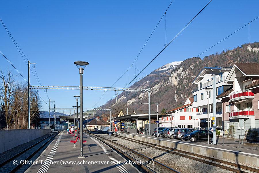 """Bahnhof """"Wolfenschiessen"""""""