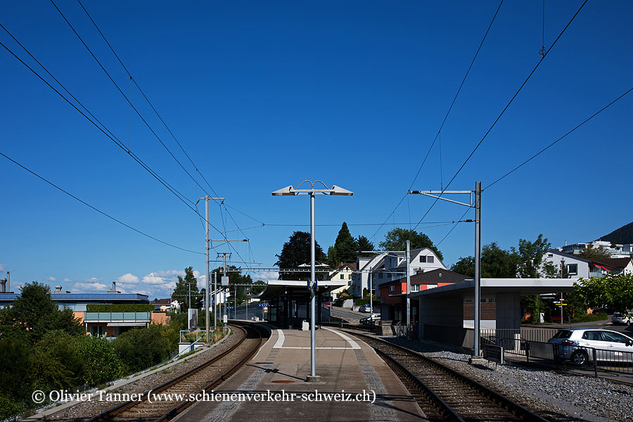 "Bahnhof ""Wollerau"""