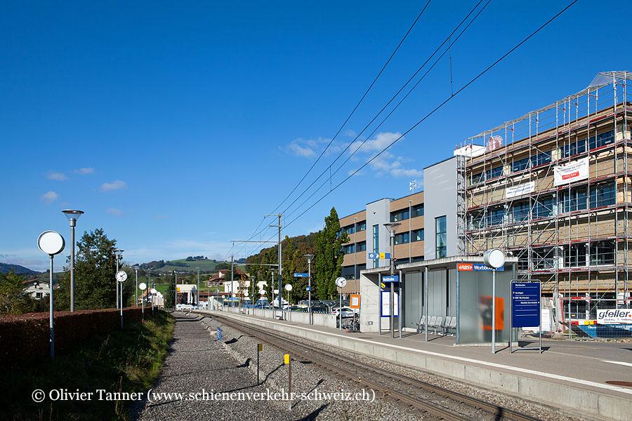 """Bahnhof """"Worbboden"""""""