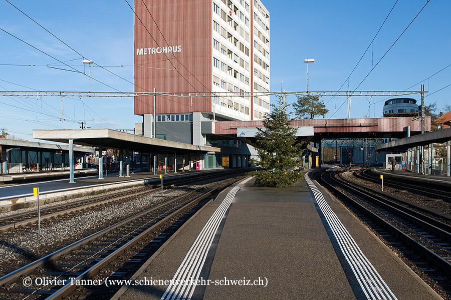 """Bahnhof """"Worblaufen"""""""