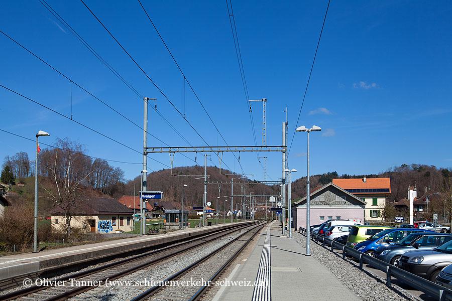 "Bahnhof ""Wynigen"""