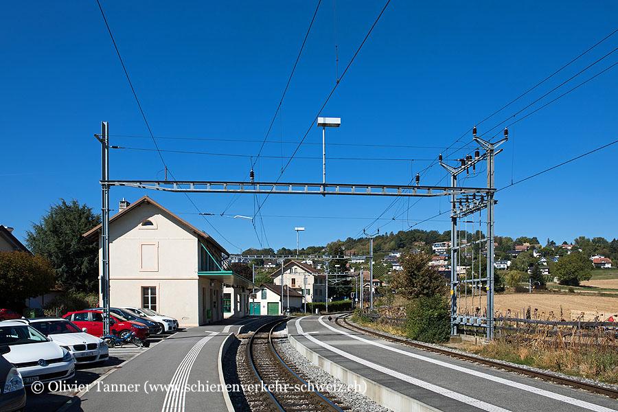"Bahnhof ""Yens"""
