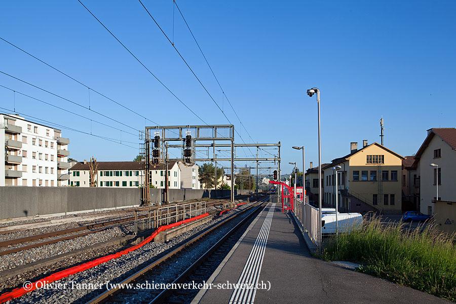 "Bahnhof ""Yverdon William Barbey"""